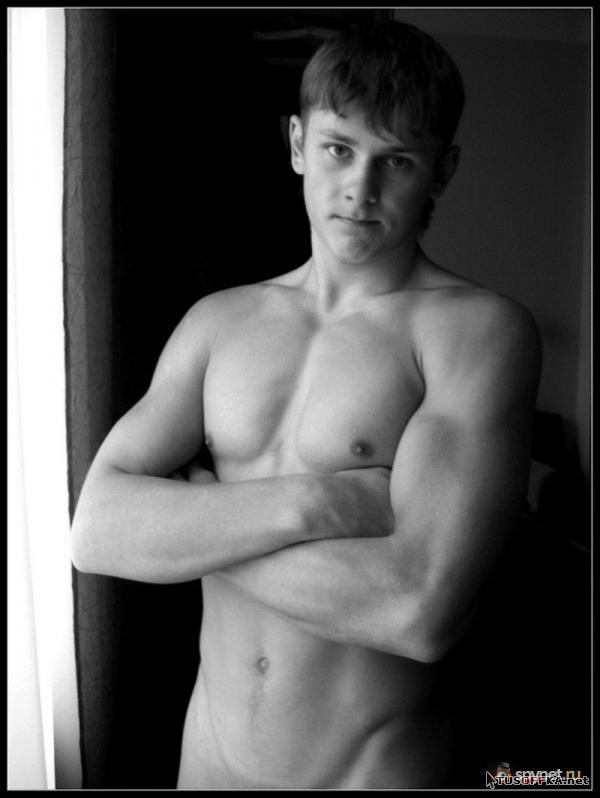 Красивые голые русские парни фото