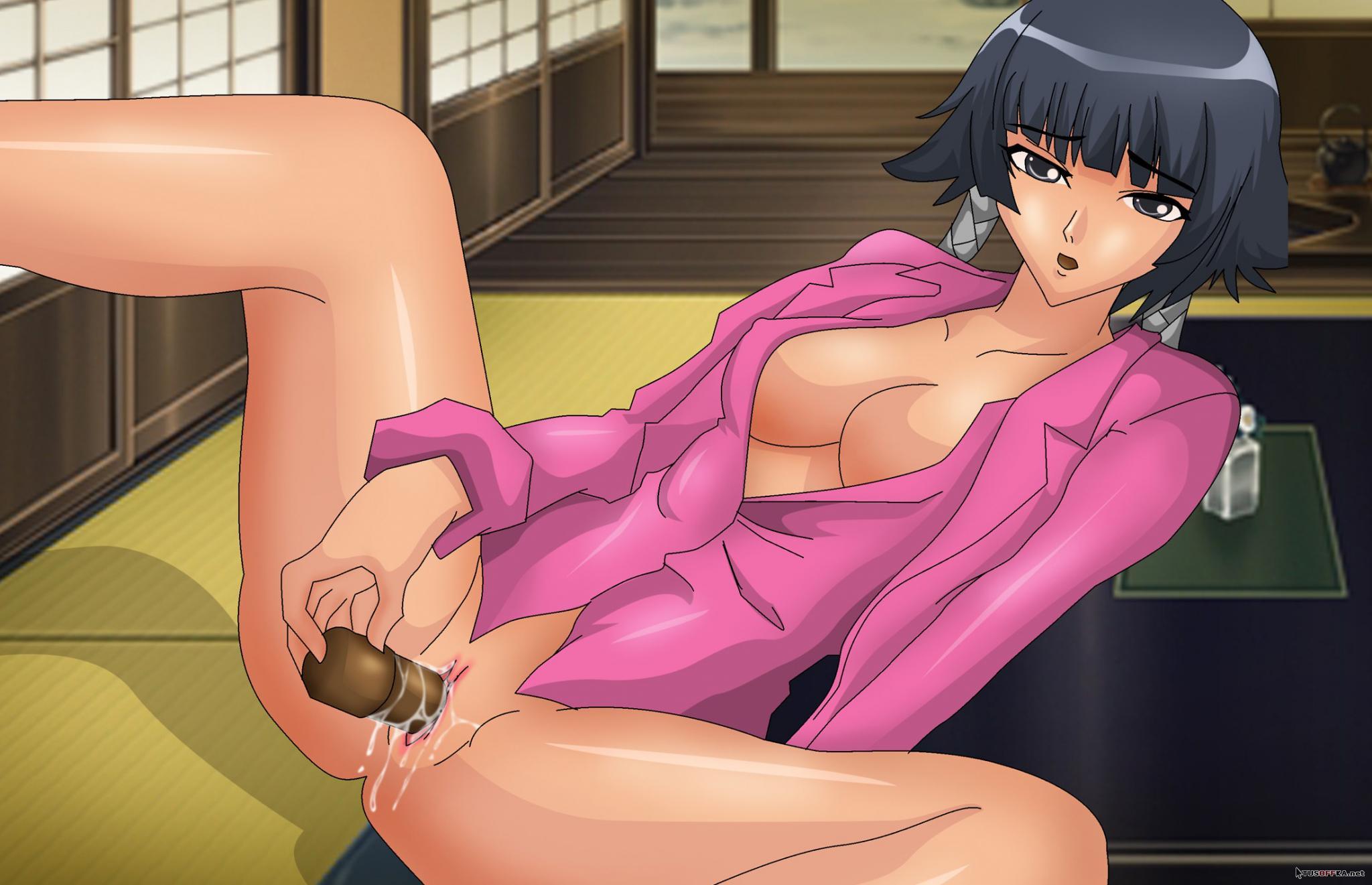 Порно видео порно аниме блич
